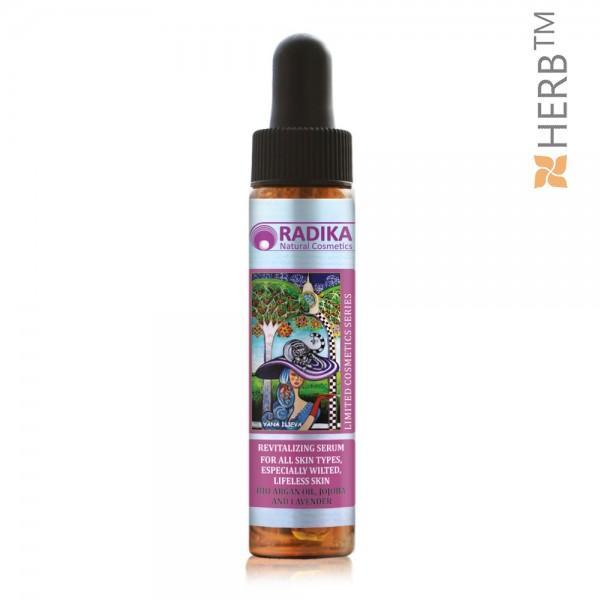 serum, revitalizing serum, organic argan oil, Serum revitalizing with Argano oil