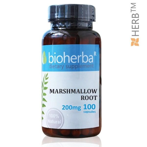 бяла ружа, marshmallow root, биохерба, дихателни пътища