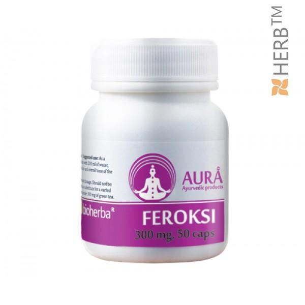 ферокси, aura хранителни добавки