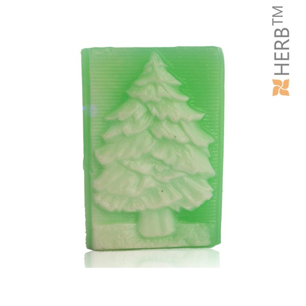 Handmade glycerin soap, Pine Forest