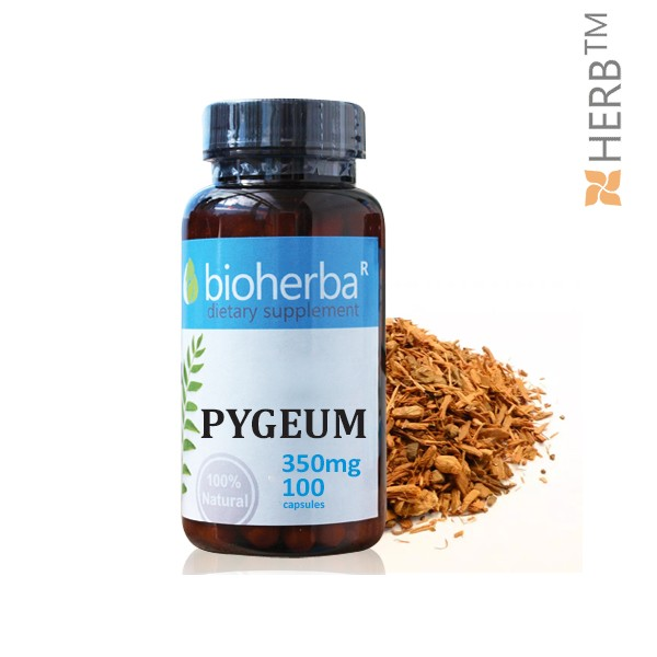 пигеум, капсули, биохерба р, естествен тоник