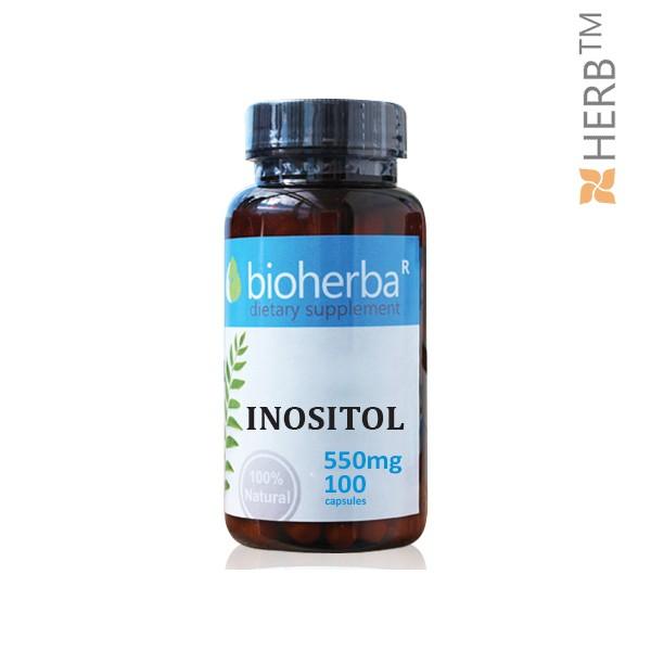 инозитол, капсули, биохерба р, холестерол