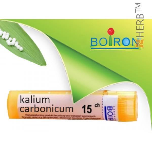 калиум карбоникум,kalium carbonicum ch 15,боарон