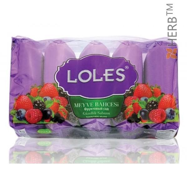сапун, градина, eco packs, lole`s
