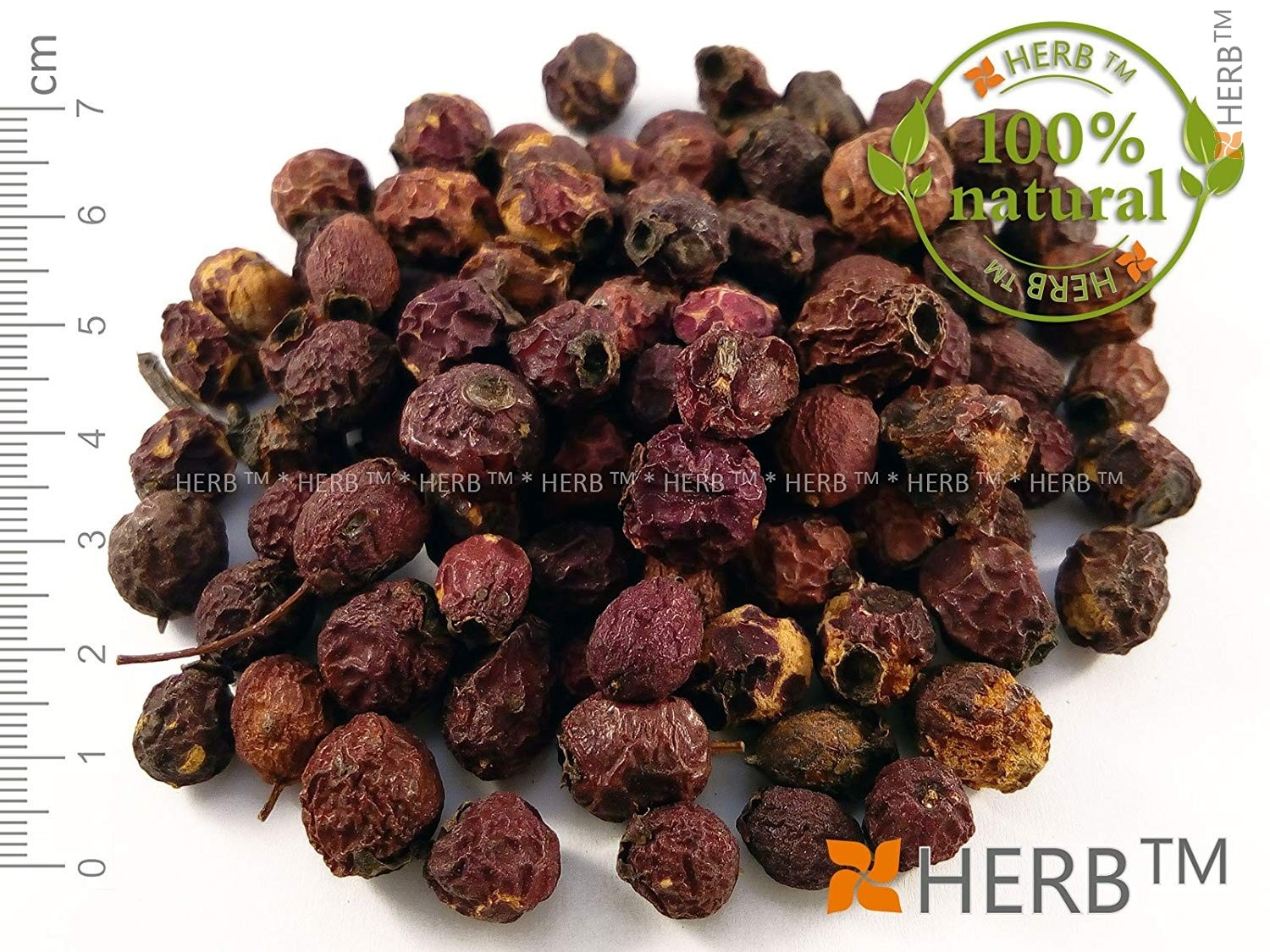 RED HAWTHORN BERRIES (fruit) 1x100 g