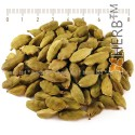 CARDAMOM WHOLE Elettaria cardamomum, whole fruit