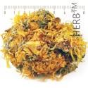 Calendula (marigold, ruddles), Calendula officinalis, flower, HERB TM