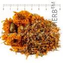 Marigold, Turta, Tagetes, Tagetes erecta L., flower