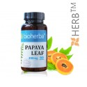 Papaya leaf, Bioherba, 60 Capsules, 200 mg