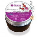 Night Anti-Age cream with Rose Buds and Rosehip, RADIKA, 50 ml