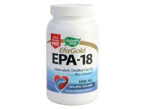 efagold, epa-18, nature's way