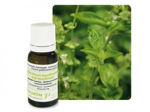 pramarom, essential oils, basil