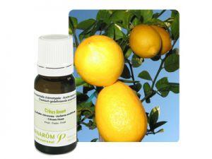 pramarom, essential oils, lemon