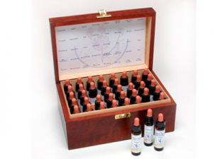 complete set,flower remedies
