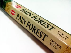 incense sticks, tropical forest 20 pcs