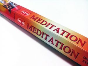 incense sticks, incense meditation