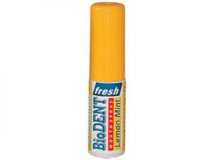 biodent, mouthwash, fresh lemon, peppermint,