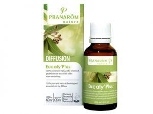 pranarom, eucaly'plus, blend for diffuser