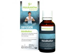 pranarom, meditation, blend for diffuser