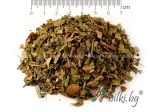 tea from herbs, rose, rosehip, marigold, pepper, sea buckthorn